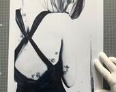 Fine Art Print, Portrait Photography
