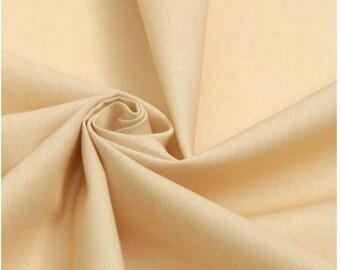 Viscous plain weave flowers glencheck Haute couture fabric fabrics France French 1mx 150cm