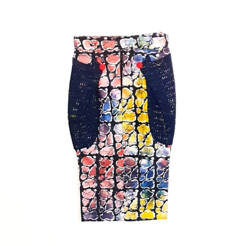 batik pencil skirt batik skirt shirt pencil skirt wool skirt set 100/% cotton African clothing for women summer clothing
