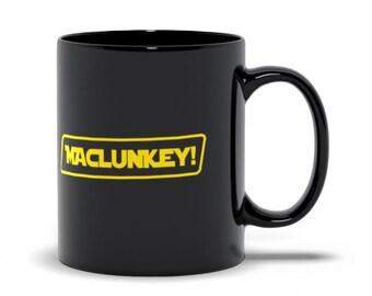 Maclunkey Coffee Mug
