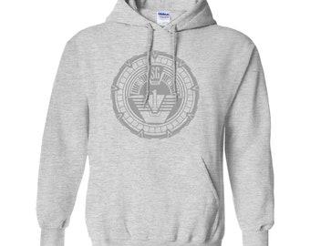 Stargate Sg-1 Hoodie – Sweatshirt – Geek Holiday or Christmas – Gift for Dad, Husband, Mom