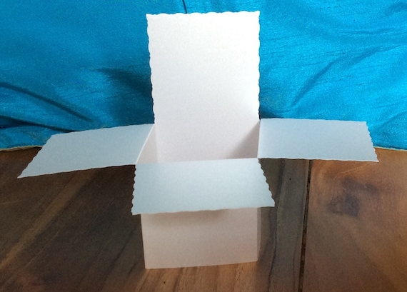 Pop Up Box Card Blanks /& Envelopes Craft Card 5 per pack