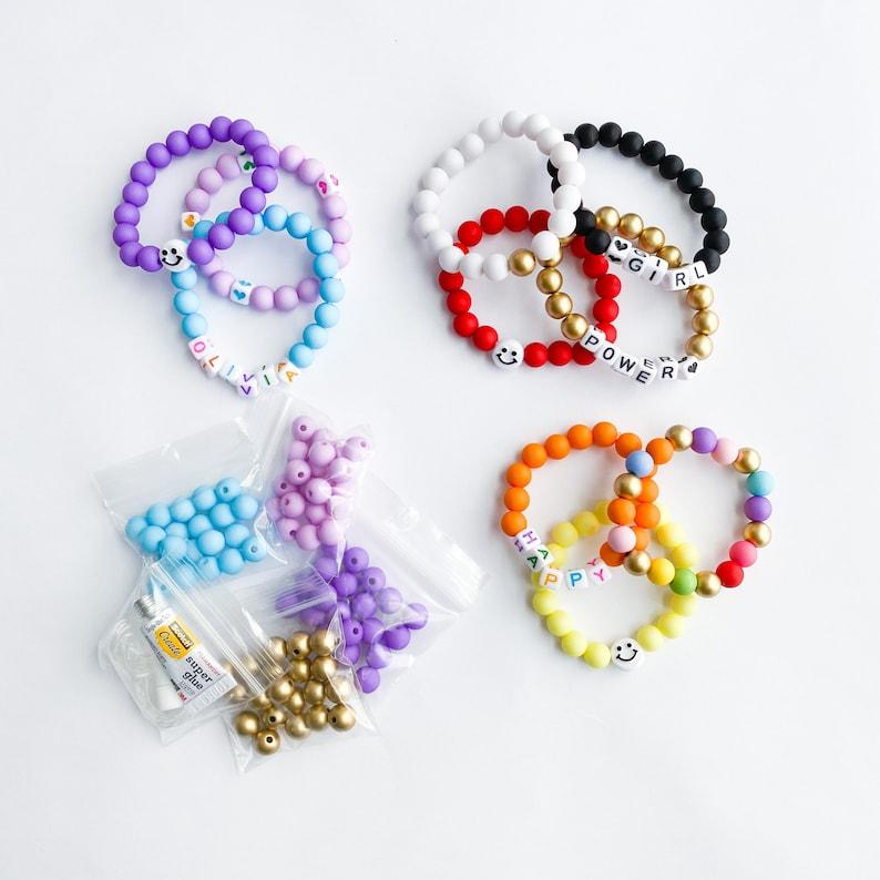 DIY Bracelet Kit  Kids Bracelet Kit  Teen Bracelet Kit  image 0