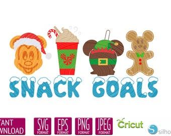 Mickey Lights Svg,Christmas Mickey Svg,Christmas Snack Svg,Mickey Clipart,Christmas Svg,Cut File For Cricut