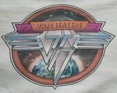 Vintage Van Halen 2007 Reunion Tour T Shirt by Anvil Size Large