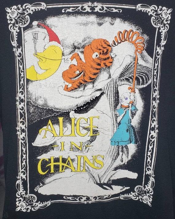 MINT Vintage Alice In Chains Alice In Wonderland … - image 2