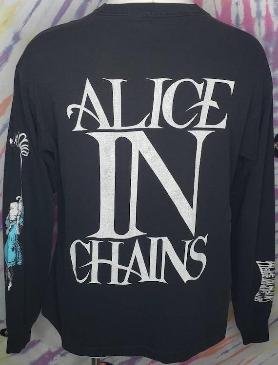MINT Vintage Alice In Chains Alice In Wonderland … - image 4