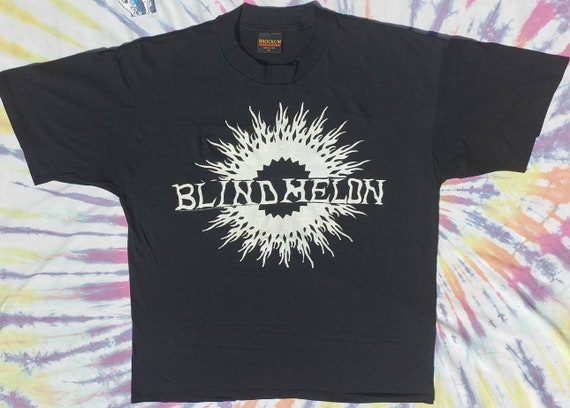 Vintage BLIND MELON 1993 XL T Shirt by Brockum