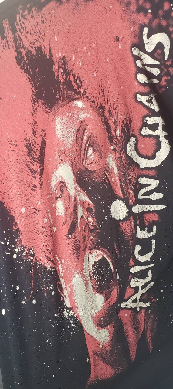 Alice In Chains Facelift XXL T Shirt by Chaser - image 3
