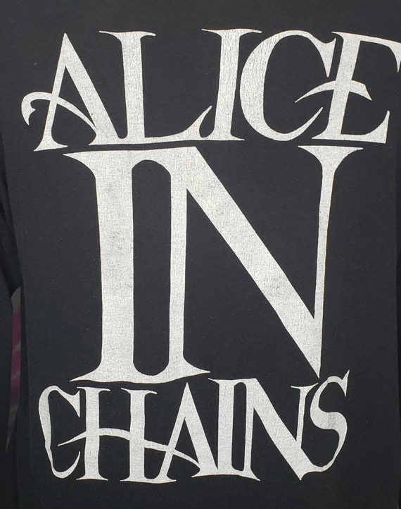 MINT Vintage Alice In Chains Alice In Wonderland … - image 3