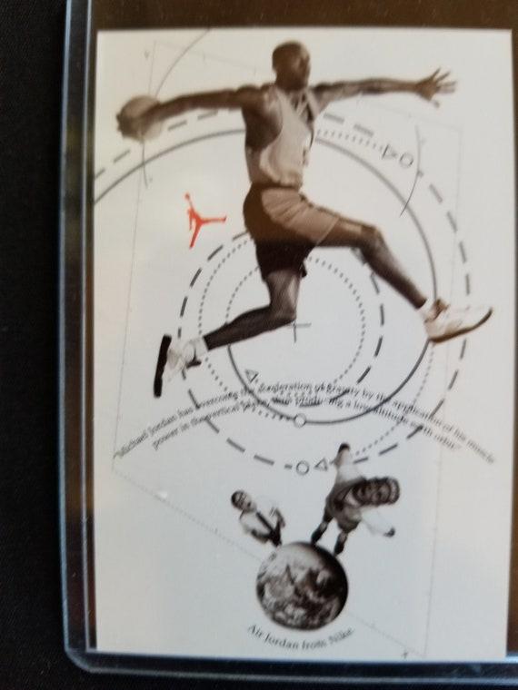Un pan Desacuerdo piano  Michael Jordan 1991 Nike 3 w/ Spike Lee MINT NBA GOAT | Etsy