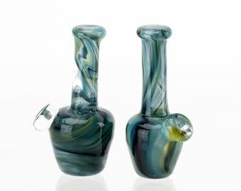 Minifigure iDab Bottle Rig - Electric Field (2 pcs)