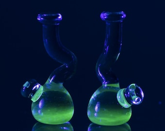 Minifigure Glass Zong Bong (2 pcs)