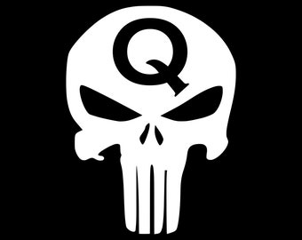 Q Decal Etsy