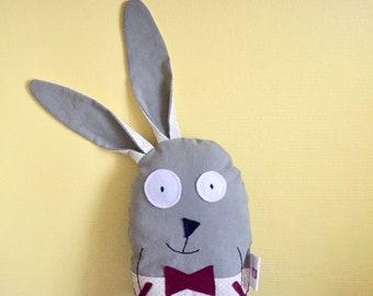 Plush Raoul My Rabbit, in Khaki