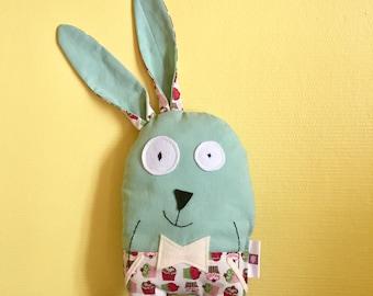 Plush Raoul My Rabbit, Muffins