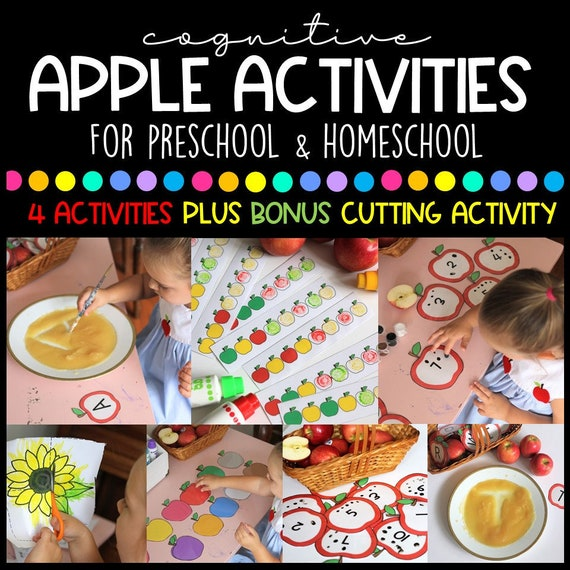 Cognitive Apple Activities