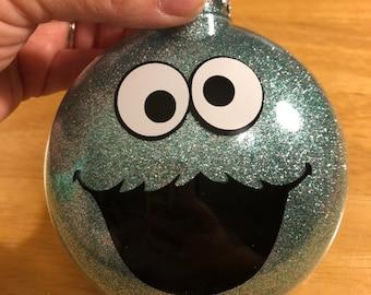 Items Similar To Cookie Monster Sesame Street Parody