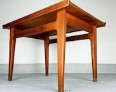 Mid-century Teak coffee table 39 model 500 39 by Finn Juhl for France Daverkosen, Denmark 1958 Vintage France and Søn
