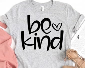 Be Kind Svg Etsy