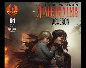 Dark-Hunters® Acheron Digital Graphic Novel