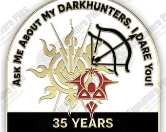 Dark-Hunters® 35 year anniversary pin