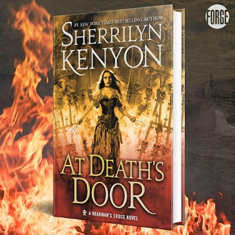 Deadmen's Cross novels Signed image 0