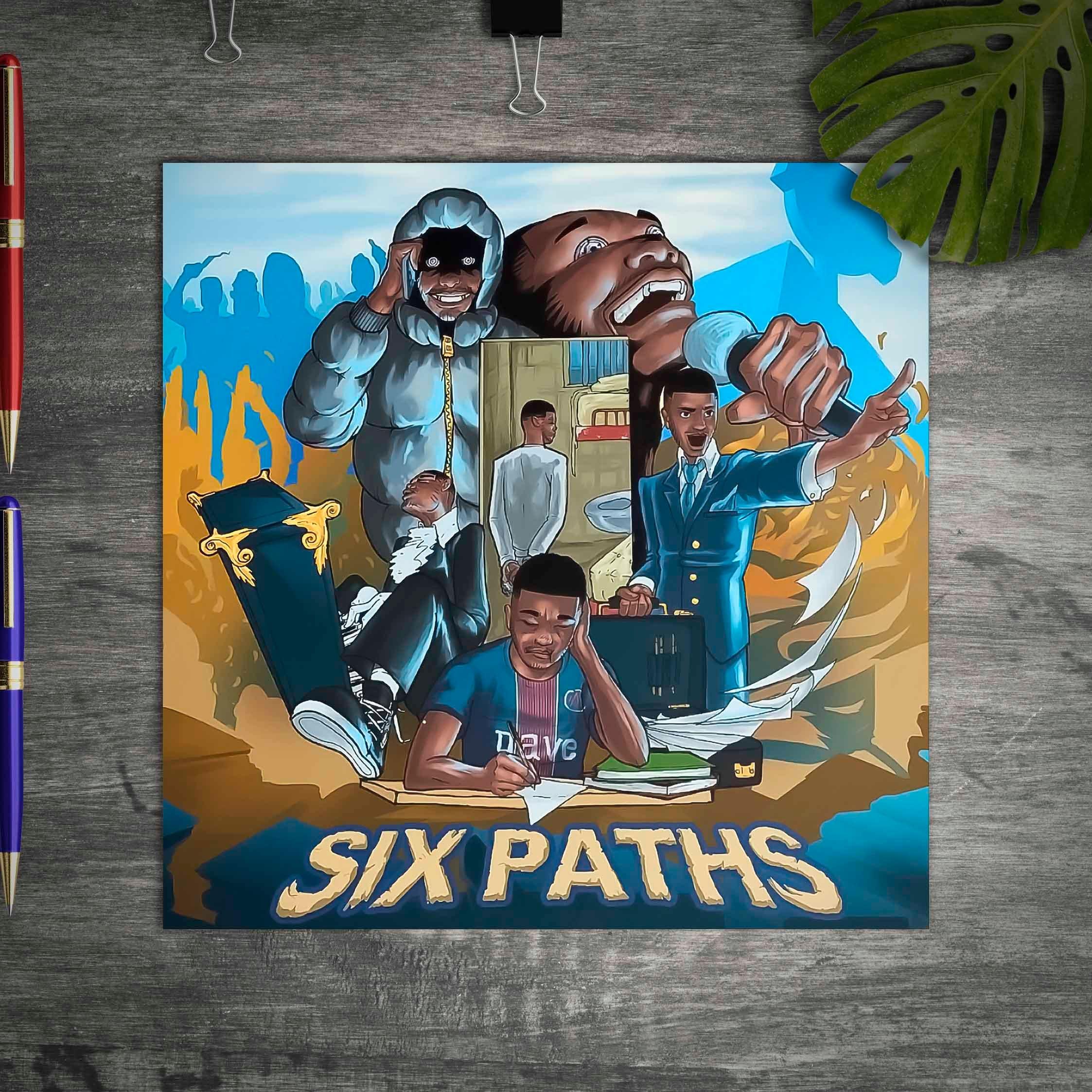 Dave Six Paths