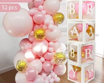 Baby Blocks Baby Shower Decorations  from i.etsystatic.com