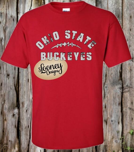 Ohio State Buckeyes Svg Ohio State Shirts Ohio State Etsy