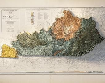 Kentucky -  Geology