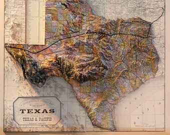 Texas - Geography