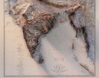 India - 1884