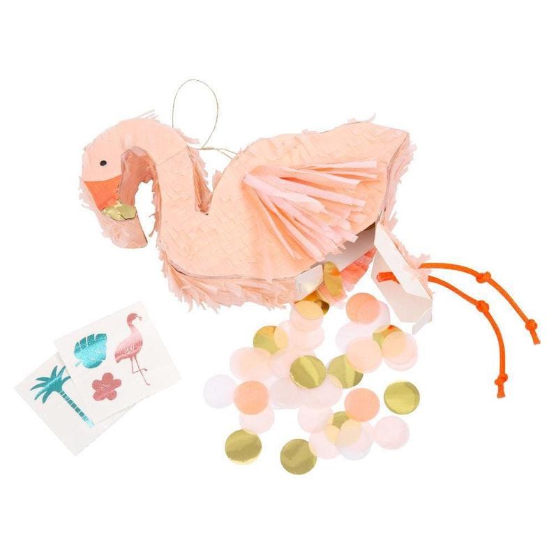 Flamingo Pi\u00f1ata Favor