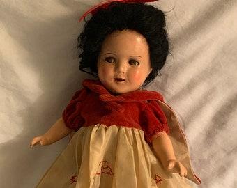 "Hat Pattern ~ 25/"" Vtg 30s Shirley Temple HEIDI Doll Clothes Dress Coat"