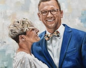 Custom Oil portrait, Custom Portrait from Photo, Commission Portrait, Portrait Painting, Custom Oil Painting from Photo