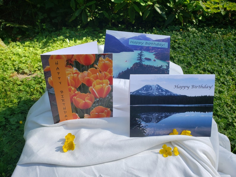 Greeting Cards Birthday A2 image 0