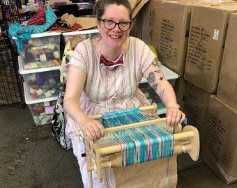 Summer Camp: Rigid Heddle Weaving 101