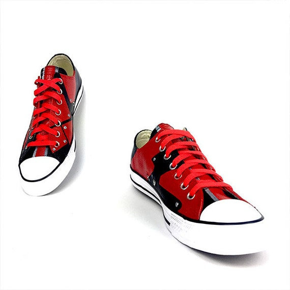 JEEP Sport Shoes Convers Handpainted