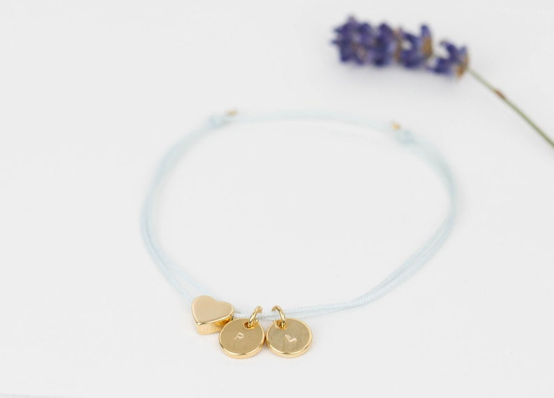 Best Friend Initial Boyfriend Bracelet Engraving Gift Sister Wedding Bracelet Personalized Bracelet Bay Abe Gift Idea Mother