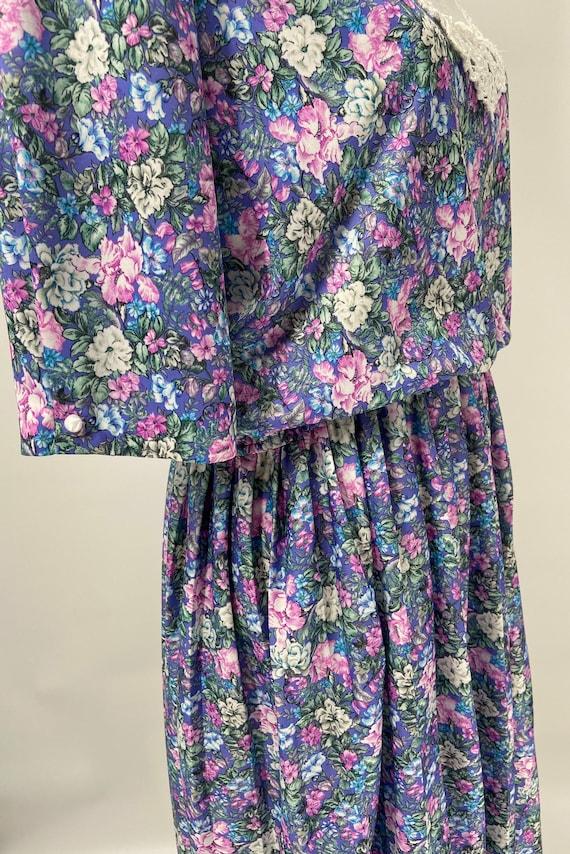 Vintage 1980s/90s Dress - image 6