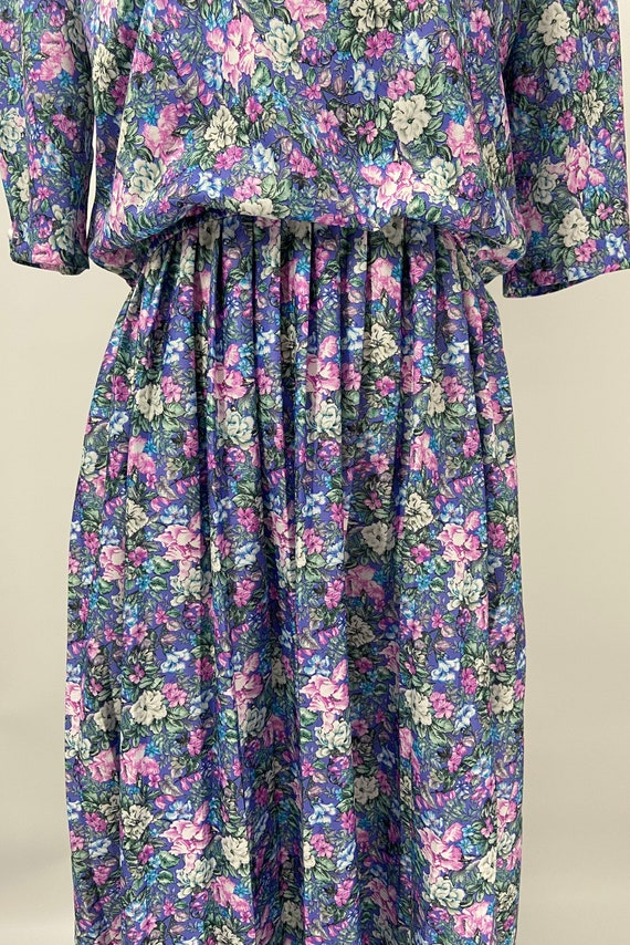 Vintage 1980s/90s Dress - image 4