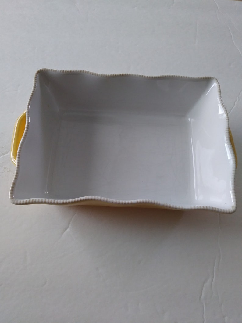 Le Boulanger Ceramic Bakeware From Oven To Table Very Good Condition