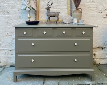Made to Order - Stag Chest of Drawers