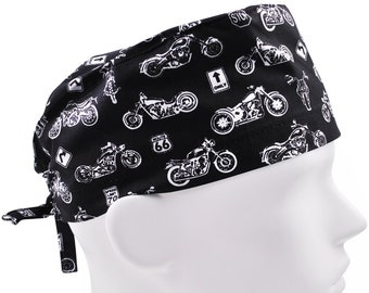 Motocross Scrub capsurgical hat