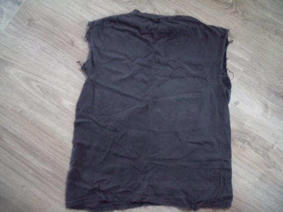 Vintage Iron Maiden T shirt - image 6