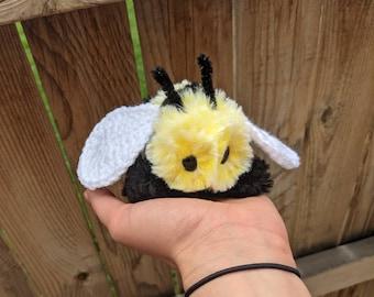 PATTERN ONLY Chonky Bee Crochet Pattern