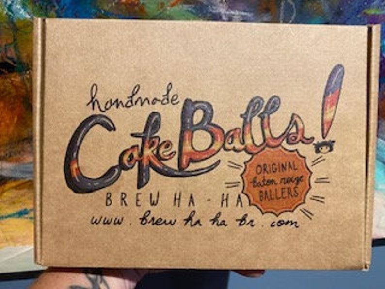 Brew Ha-Ha Cake Balls image 0