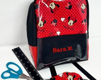 Personalized girls backpack, Kids backpack, Monogrammed toddler backpack, Personalized Preschool Backpack, Name backpack, Gift for girls