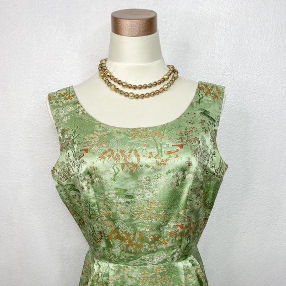 Vintage Two Piece Dress - image 5